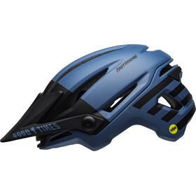 Bell Sixer MIPS Helmet fasthouse matte blue/black